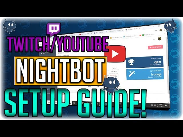nightbot video, nightbot clip