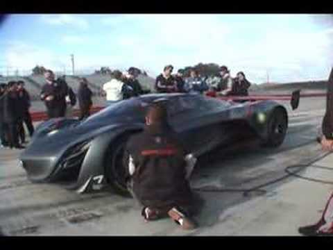 Mazda Furai : Race Track