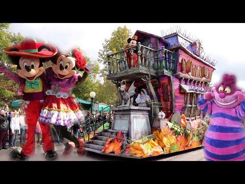 🎃 Halloween 2018 at Disneyland Paris : COMPLETE overview !