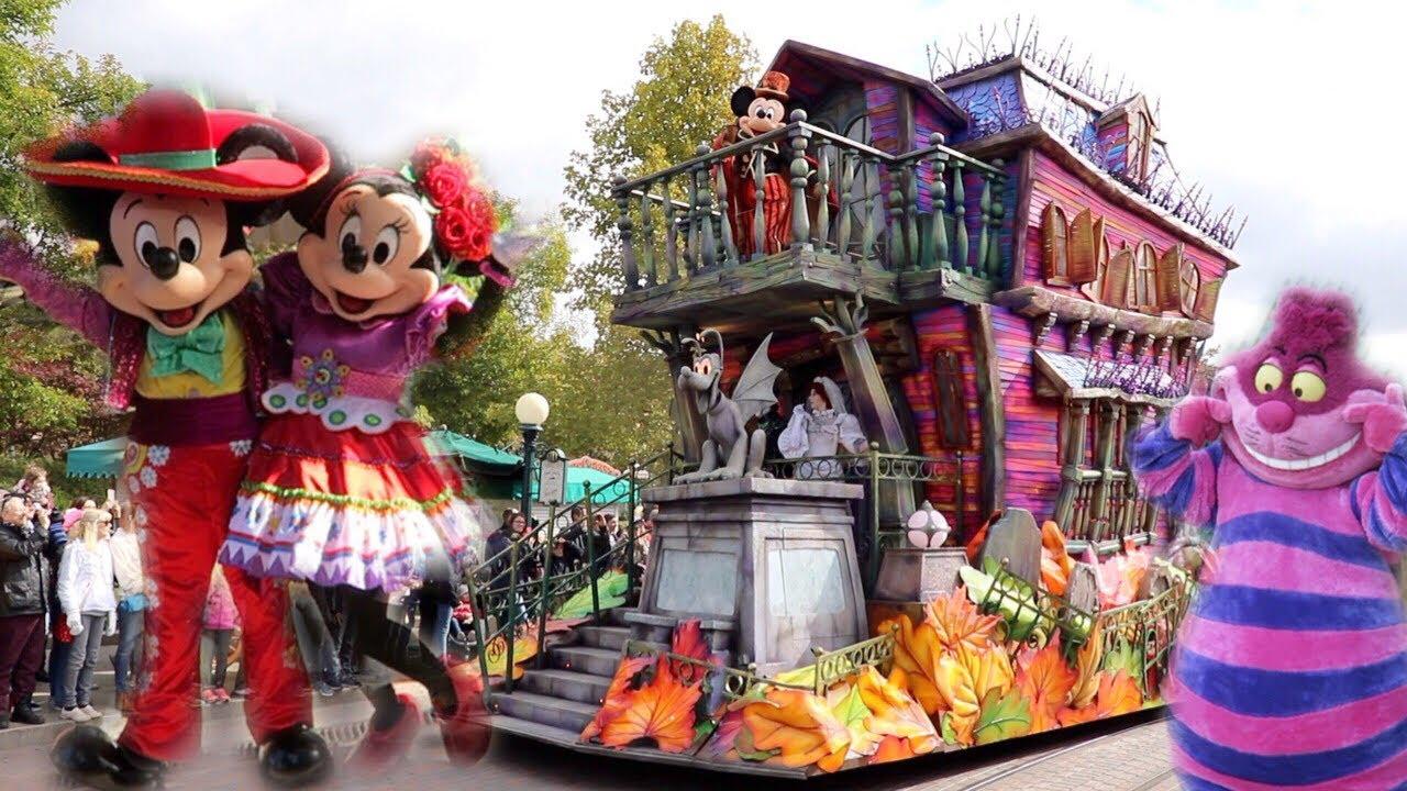 Saison Halloween Disneyland Paris 2019.Halloween 2018 At Disneyland Paris Complete Overview