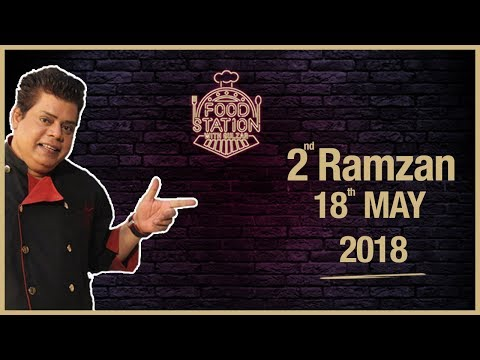 Food Station With Gulzar | SAMAA TV  | 2nd Ramzan