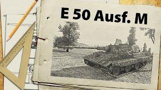 E 50 M - детальный обзор(Обзор немецкого среднего танка E 50 M. Его сильные и слабые стороны, особенности геймплея, советы по применени..., 2014-04-06T12:21:22.000Z)