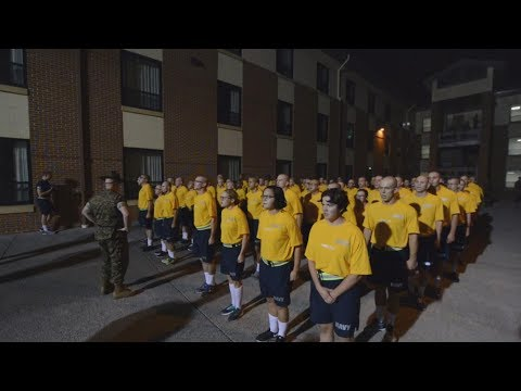 Navy All Hands Officer Candidate School