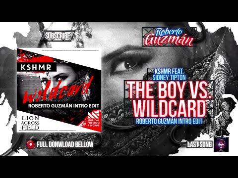 KSHMR Feat Sidnie Tipton - The Wildcard Boy (Roberto Guzmán Intro Edit)