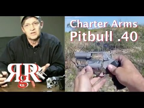 Charter Arms Pitbull  40 Review - GoPro Hero2