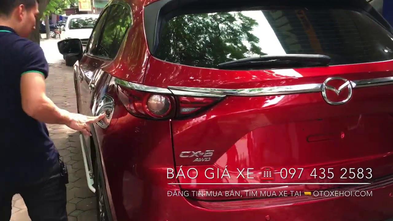 Bán ô tô Mazda CX-5 2.5 2018 Xe cũ Trong nước Số tự động