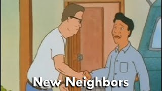 King of the Hill Edit: New Neighbors