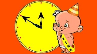 Learn To Tell Time - Baby Songs