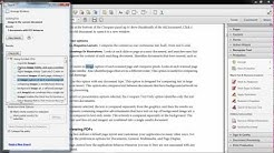 How to Highlight Text in a PDF using Acrobat