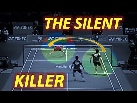 Hendra Setiawan | The Silent Killer | Maestro of Front Court