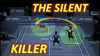 Hendra Setiawan | The Silent Killer | Maestro of Front Court