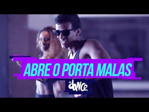 Aviões do Forró - Abre o Porta Malas - Coreografia | Choreography - FitDance