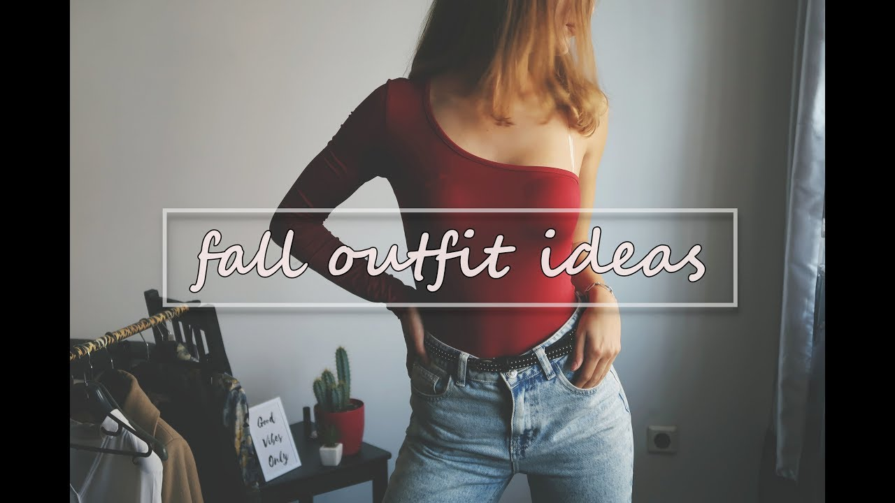 [VIDEO] - CASUAL FALL OUTFIT IDEAS 1