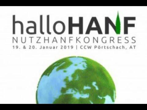 19./20. Januar 2019 - Hallo Hanf Kongreß in Österreich