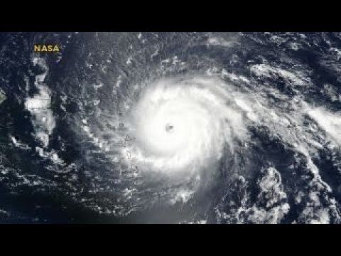 Hurricane Irma: How NASA is tracking the storm