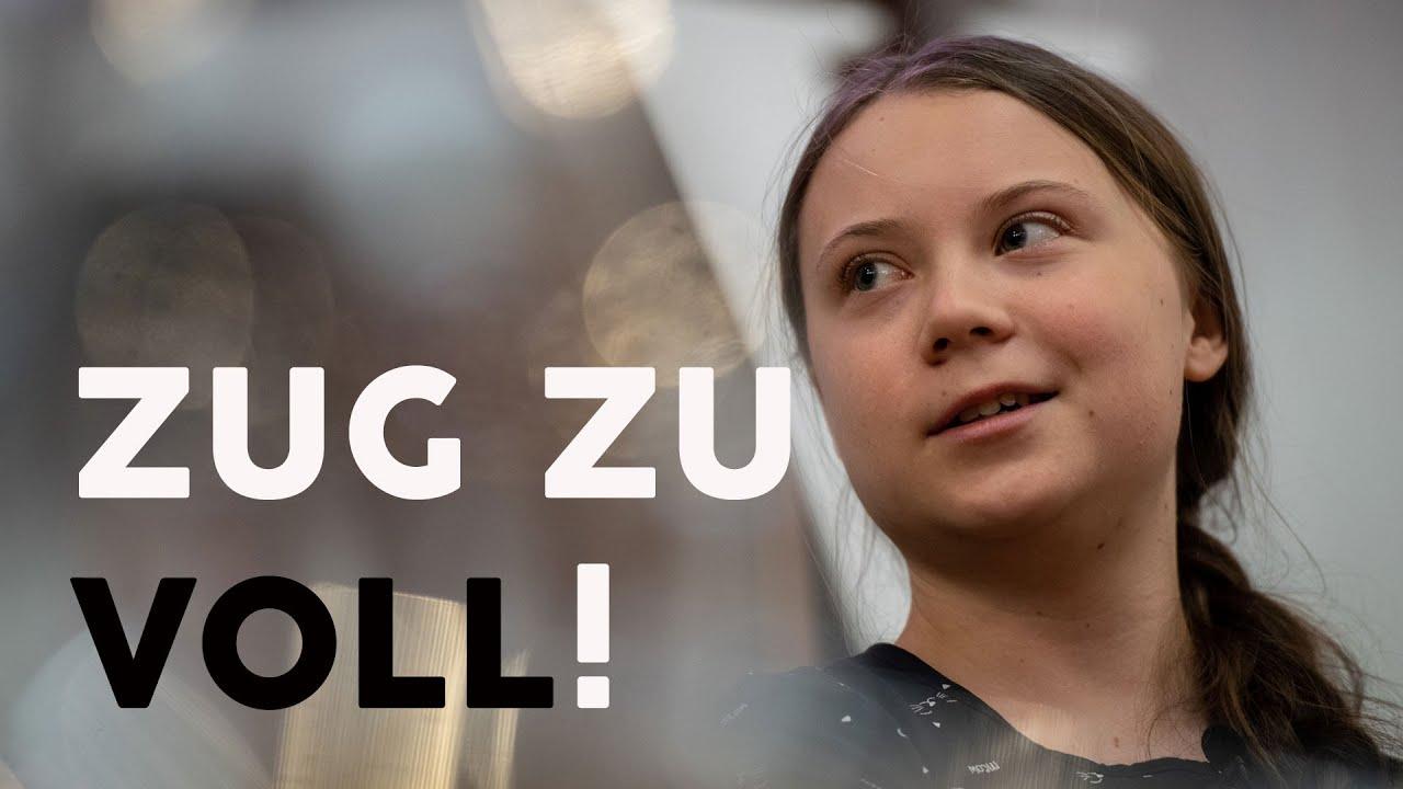 Greta Im Zug