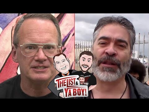 The List And Ya Boy! #24: JV makes an offer to Jim Cornette to debate Vince Russo, lots more
