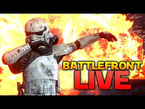 Star Wars Battlefront LIVE: Road to lvl 90 continues!