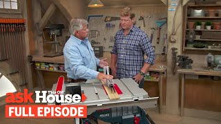Ask This Old House | Laundry, Table Saw (S15 E8) | FULL EPISODE