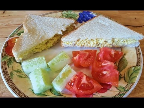 Egg Salad - And The Best Way To Peel A Boiled Egg -The Hillbilly Kitchen