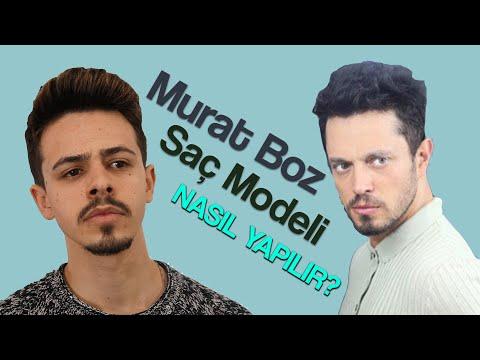 Murat Boz Sac Modeli Nasil Yapilir Murat Boz Un Saci Ekim