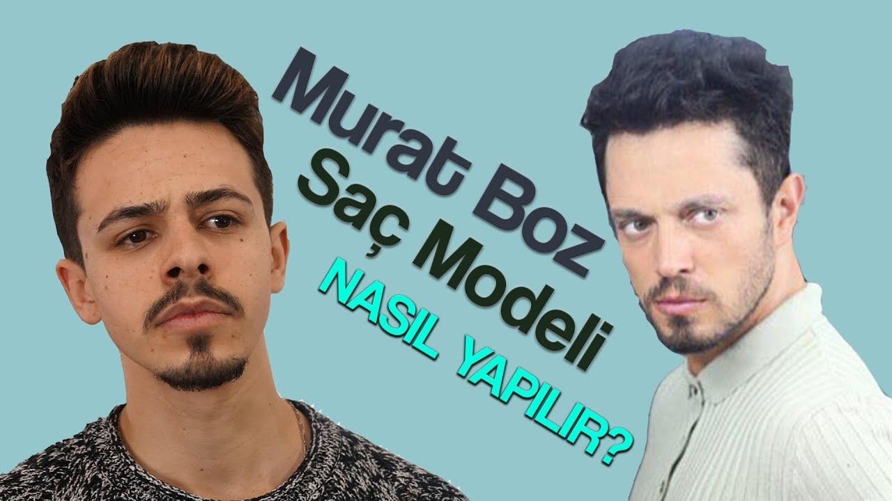 Murat Boz Sac Modeli Nasil Yapilir Murat Boz Un Saci Ekim Mi