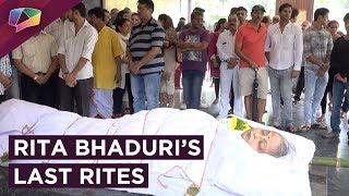 Rita Bhaduri Passes Away   Funeral Full Video