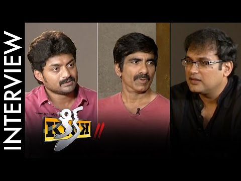 Kick 2 Movie Special Interview with Ravi Teja and Kalyan Ram | Rakul Preet Singh | S Thaman