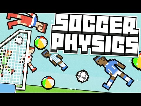 SOCCER PHYSICS!! Mini FlashBrowser Gameplay