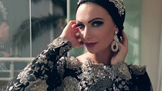 Middle Eastern Bridal and Evening wear fashion shoot