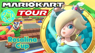 Mario Bros. Tour: Rosalina Cup - Mario Kart Tour - Part 2