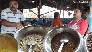 People Enjoying Street Food | Office Workers Take Lunch in Kolkata Salt Lake City|Street Food Online