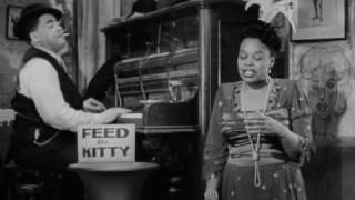 Fats Waller & Aḋa Brown - That Ain't Right - Stormy Weather (1943)