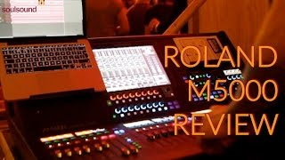Roland M5000 Review