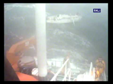Castletownbere Lifeboat Rescues Sailor 45 Miles Offshore