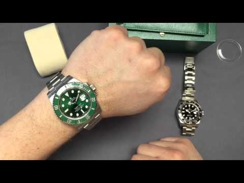 Rolex Submariner-The Hulk- New Watch And Collection Update