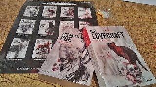 """H.P. Lovecraft """"Prosa completa I"""" - Colección Terror y Misterio Editorial Grijalbo y Proceso."""