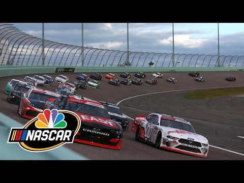 NASCAR Xfinity Series title at Homestead | EXTENDED HIGHLIGHTS | 11/16/2019 | Motorsports on NBC