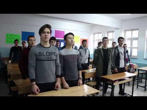 Zulmü alkışlayamam - Etlik Anadolu İmam Hatip Lisesi