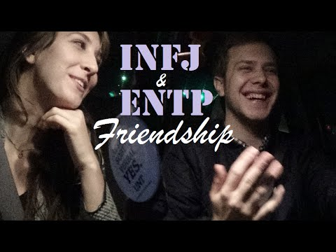 ENTP and INFJ on Their Friendship