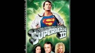 Superman III - Main title - The Streets of Metropolis