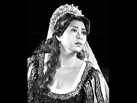 "Mihoko Kinoshita ""La Forza del Destino"" by Verdi.WMV"