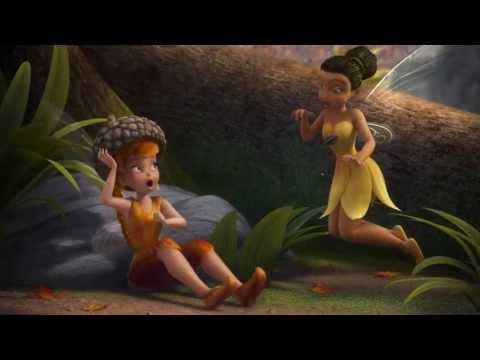 Disney Fairies Short: Fawn and Games