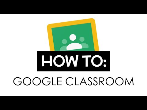 Google Classroom Tutorial || Spring Creek Charter School
