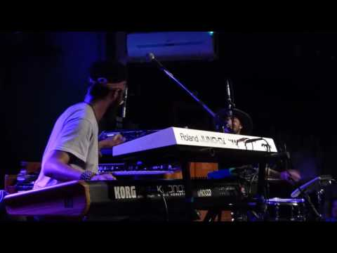 Cory Henry - How Does It Feel / Cantaloop (New Morning - Paris - May 26th 2016)