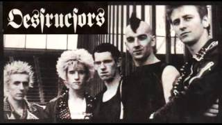 Destructors - Class War (UK punk)