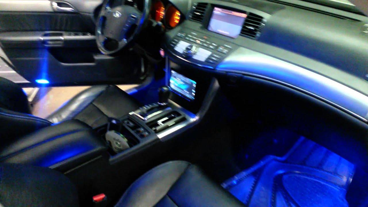 2007 Infiniti M45 >> Joes car stereo m45s - YouTube
