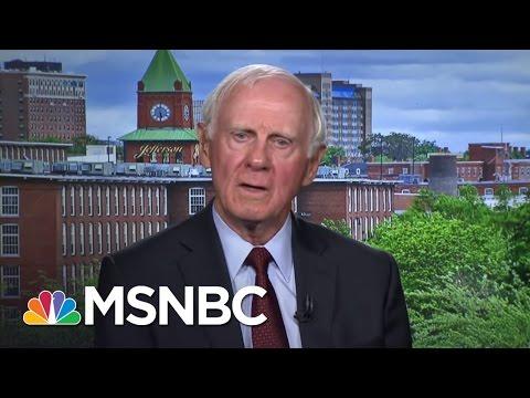 Former Senator: Donald Trump