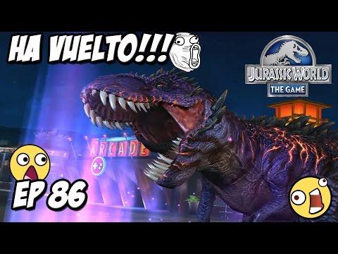 EL PODEROSO OMEGA 09 HA VUELTO!!!!!!! // Jurassic World: El Juego #86 - JUEGO DINOSAURIOS HD