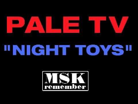 Pale TV - Night Toys 1981 Italian Records